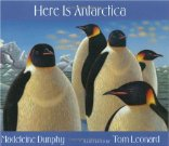 HERE IS ANTARCTICA_BkCvr
